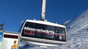 Himmelwärts ;-)